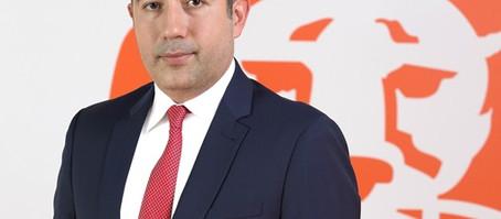 ING Türkiye Bireysel Bankacılık Genel Müdür Yardımcılığı Görevine Ozan Kırmızı Atandı