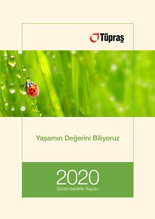 Tüpraş 2020 Yılı Sürdürülebilirlik Raporunu Yayımlandı