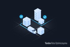 Yandex'ten COVID-19 Salgını Döneminde Teslimat Yapan Kurumlara Destek