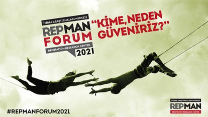 """RepMan Forum 2021, 10 Nisan'da """"Kime, Neden Güveniriz?"""" Teması ile Gerçekleşecek"""