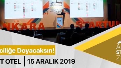 13. Ankara Startup Zirvesi 15 Aralık'ta Bilkent Otel'de Gerçekleşecek
