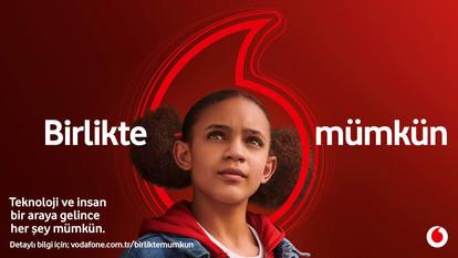 Vodafone Marka Kimliğini Yeniledi