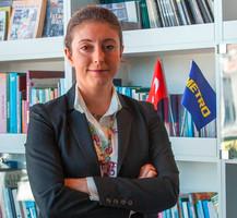 Metro Türkiye'nin yeni CEO'su Sinem Türüng Oldu