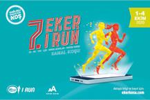 7. Eker I Run ile Spor Tutkunları Sanal Koşuda Buluşacak