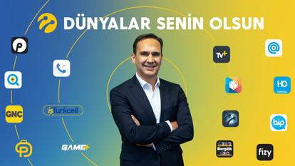Turkcell Kurumsal Marka Vizyonunu Yeniledi