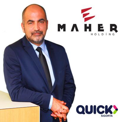 Maher Holding ve Quick Sigorta Yönetiminde Önemli Atama