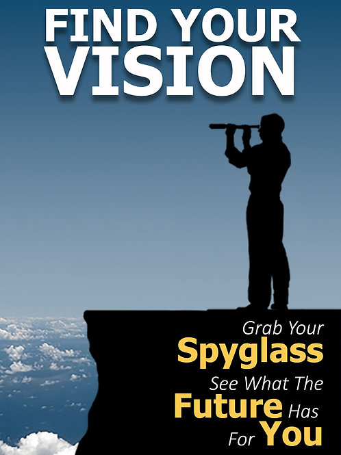 Finding Your Vision Audio CD