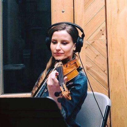 Custom Violin/Viola vibes for your piece