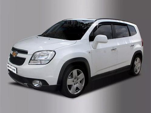 Aletas Bota Agua Chevrolet Orlando 2011-2018 Koreanas