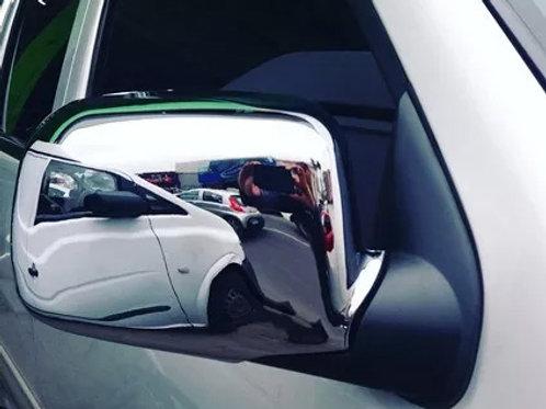 Cubre Espejos Cromados Chevrolet D-max