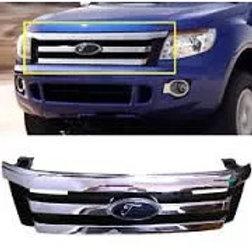 Mascara Cromada Ford New Ranger 2012-2015