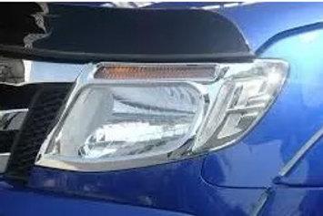 Bisel Cromado Opticos Ford New Ranger