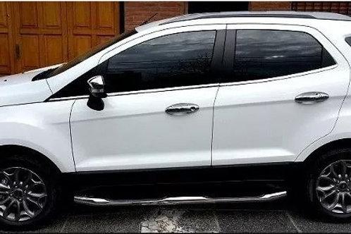 Cubre Manillas Cromadas Ford New Ecosport 2012-18