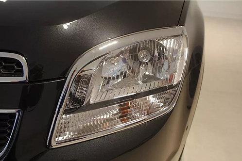 Bisel Cromado Foco Delantero Chevrolet Orlando 2011-2017