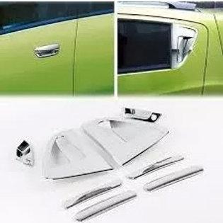 Crubre Manillas Cromadas Chevrolet Spark Gt Nuevos Embalados