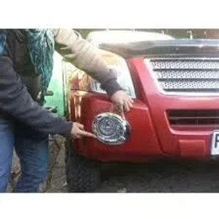Bisel Cromado Para Neblineros Chevrolet Dmax
