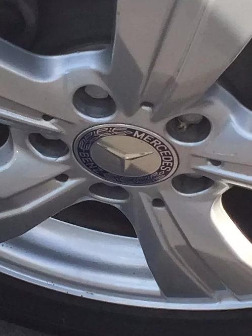Tapa Rueda Llantas Mercedes Benz