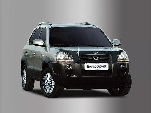 Deflector De Capo Color Negro Hyundai Tucson 2005-2010