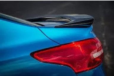 Spoiler Aleron Ford New Focus Sedan (no Fibra) Importado! !