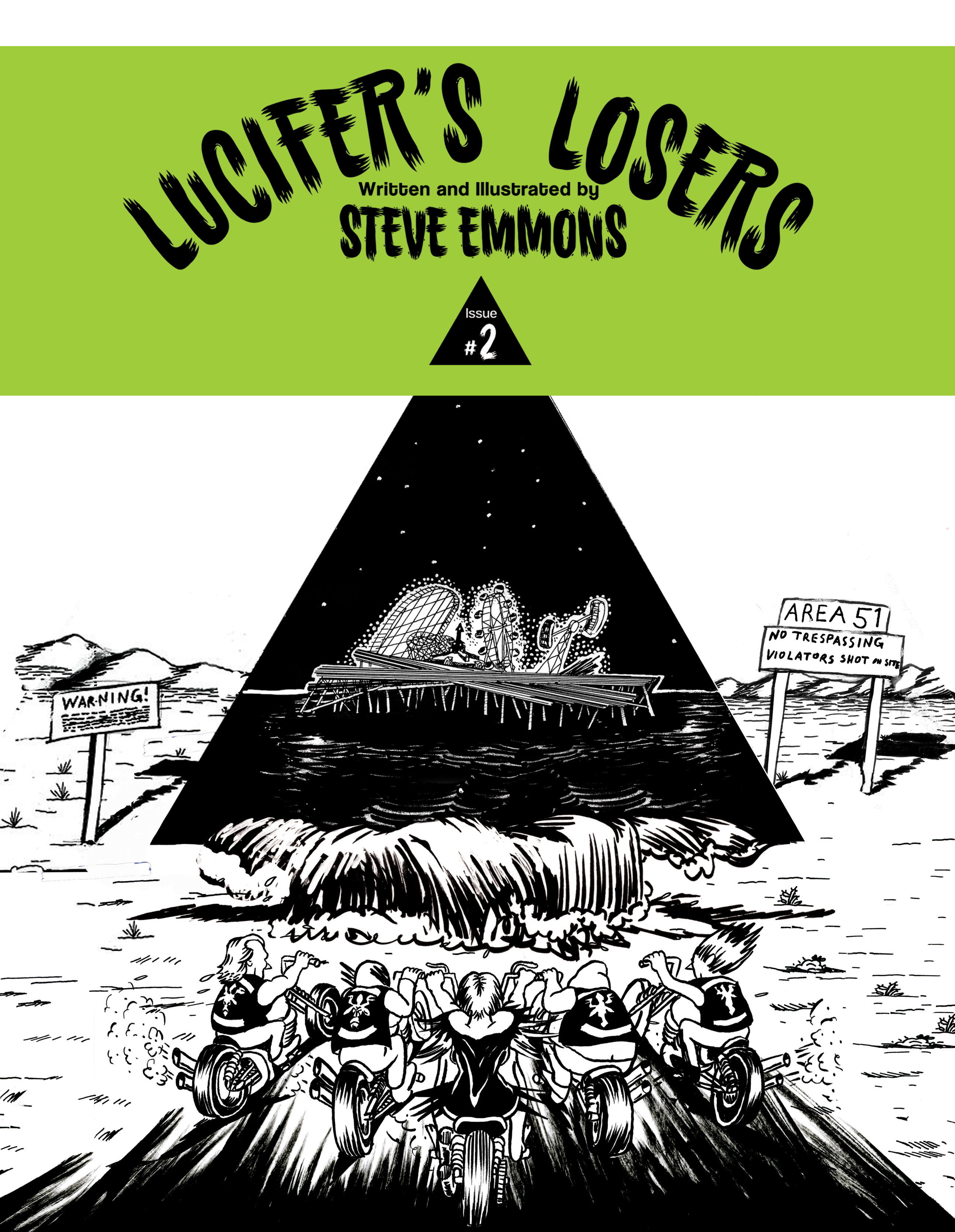 Lucifer's Losers #2