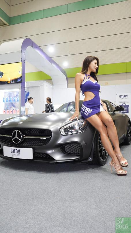 서울오토살롱 2017 | SEOUL AUTO SALON 2017 -  윤미진 Yoon Mijin, Racing Model 레이싱모델 車模 #34