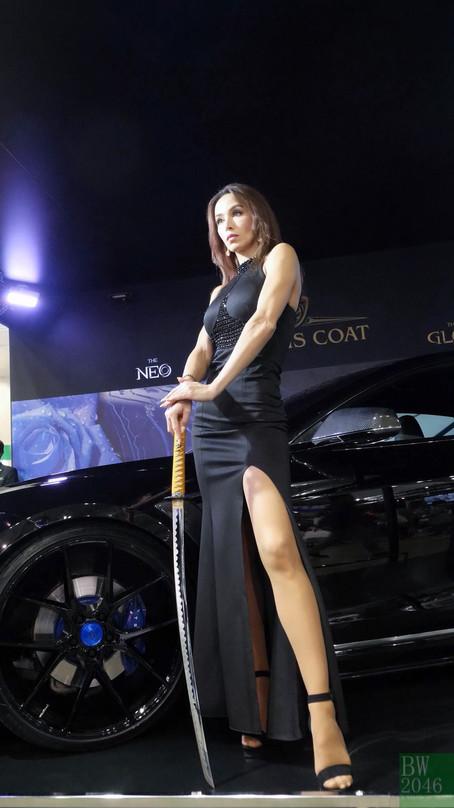 東京改裝車展 Tokyo Auto Salon 2019 - 車模系列 #05《G'ZOX Hi-MOHS Coat [ハイモース コート] 》