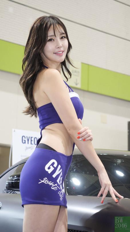 서울오토살롱 2017 | SEOUL AUTO SALON 2017 -  최별하 Choi Byul Ha, Racing Model 레이싱모델 車模 #33