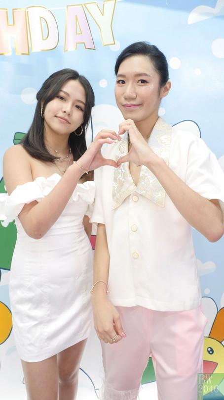 張曉祺 Ukei Cheung - 青春就是無敵,少女十七十八時 #1 @《 K.LOVE 32! 》Charity Fashion Show Party