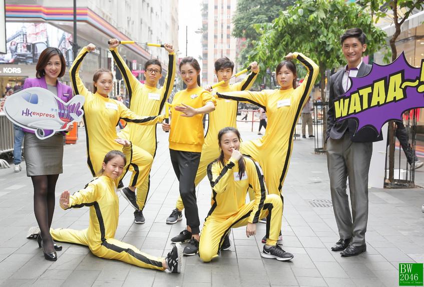 B-LEE Flash Mob (3)