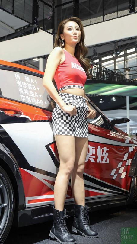 廣州汽車展 | Auto Guangzhou 2019 - 車模 #28 @ 東風風神 AEOLUS