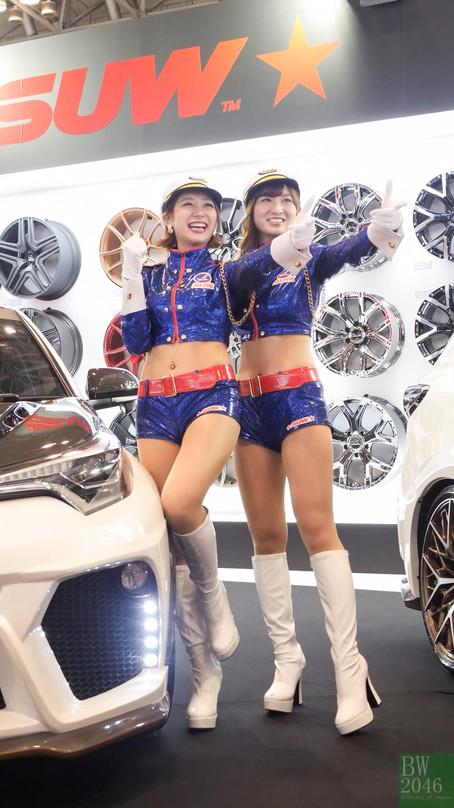 東京改裝車展 Tokyo Auto Salon 2019 - 車模系列 #24《SUW Wheel》