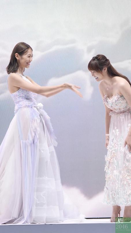 簡幗儀 Lilian Kan - The Very First KanaLili Fashion Show at CENTRESTAGE 2021 - Guest Star 倪晨曦 Elva Ni