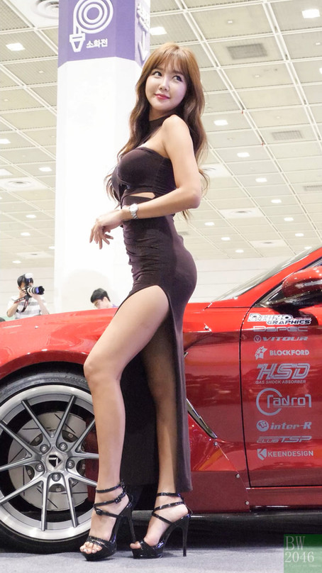 서울오토살롱 2018 | SEOUL AUTO SALON 2018 - 조인영 Jo In Young, Race Queen #18