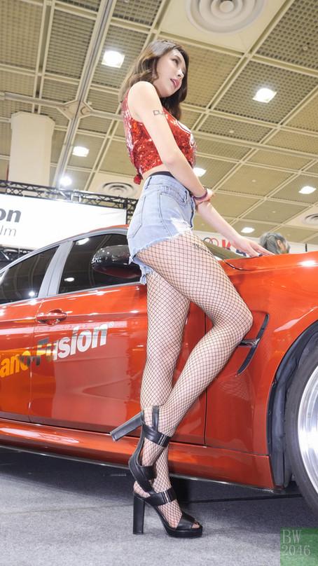 서울오토살롱 2017 | SEOUL AUTO SALON 2017 -  서한빛 Seo Hanbit, Racing Model 레이싱모델 車模 #36