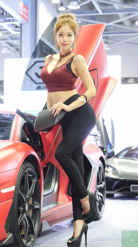 오토살롱위크 2019 | AUTO SALON X AUTOWEEK 2019 - 김시후 Kim Si Hoo, Racing Model #73