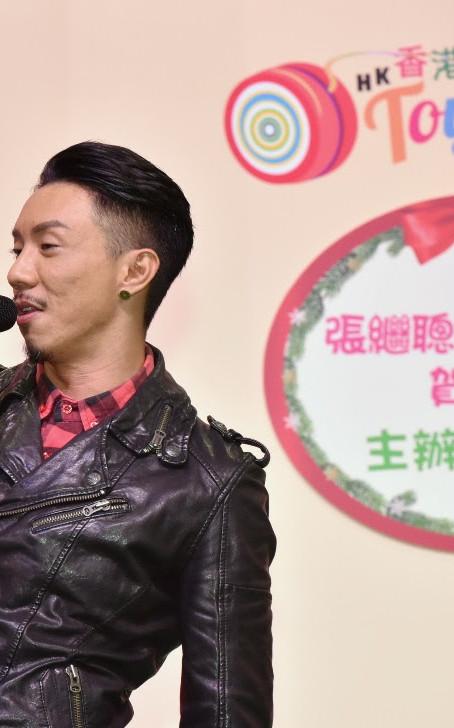 張繼聰 @ 第14屆「香港冬季購物節」及「香港冬日美食節」-「聲閃閃」與你歡度聖誕