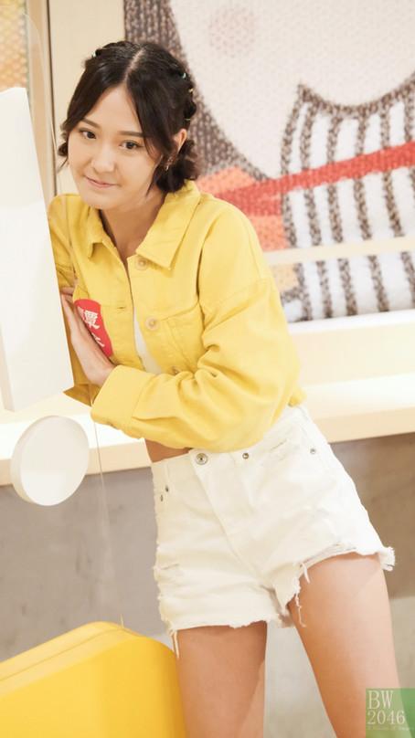 余潔瀅 Zoe Yu @ 譚仔雲南米線「麻辣汁烤雞炸醬撈米線」產品發布會