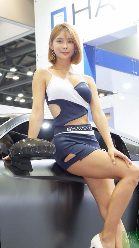 오토살롱위크 2019 | AUTO SALON X AUTOWEEK 2019 - 서한빛 Seo Hanbit, Racing Model #65
