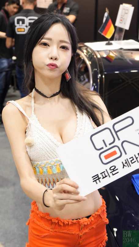 서울오토살롱 2018 | SEOUL AUTO SALON 2018 - 한민영 Han Min Young, Race Queen #20
