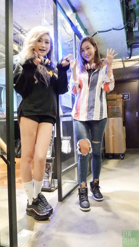 TNL (Troyi 初兒 and Lokyii 樂宜) @ Pomo Music DJmix01 - 雙兒遊天下 TnL Live
