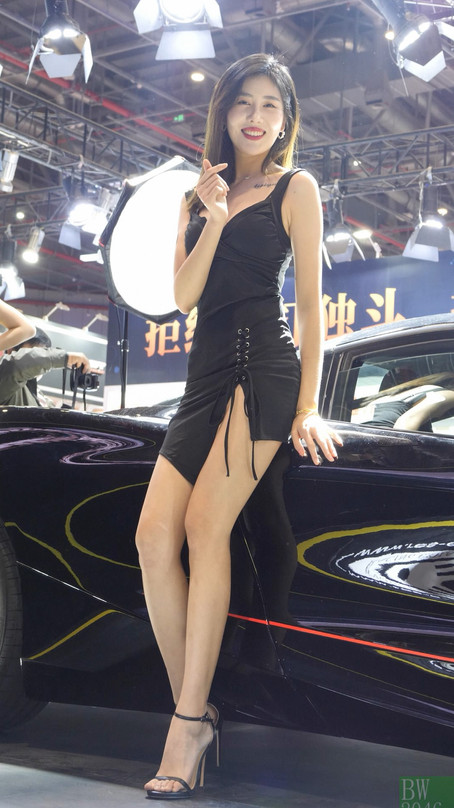 CAS 改裝車展 | China Auto Salon 2019 - Racing Model 레이싱모델 車模 #37 @ RES