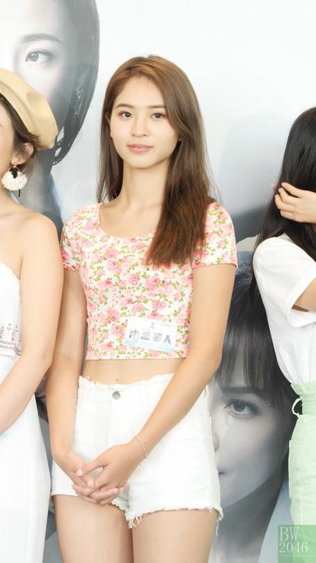 楊嘉欣 Cherry Yeung @ TVB《白色強人》劇集宣傳活動