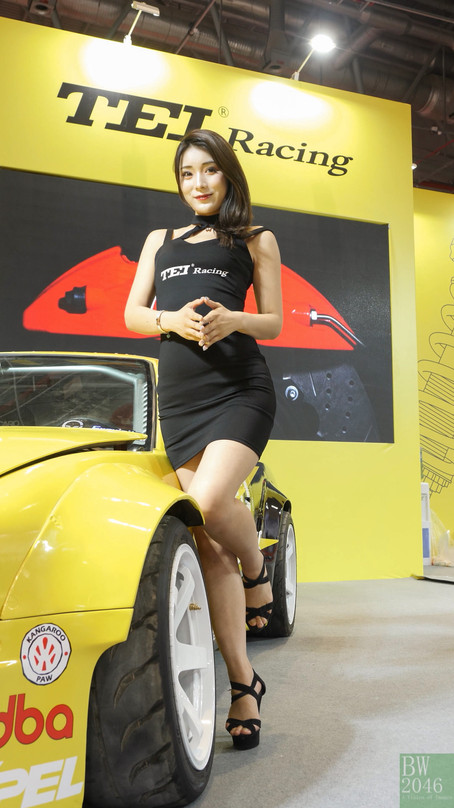 CAS 改裝車展 | China Auto Salon 2019 - Racing Model 車模 #21 @ TEI Racing