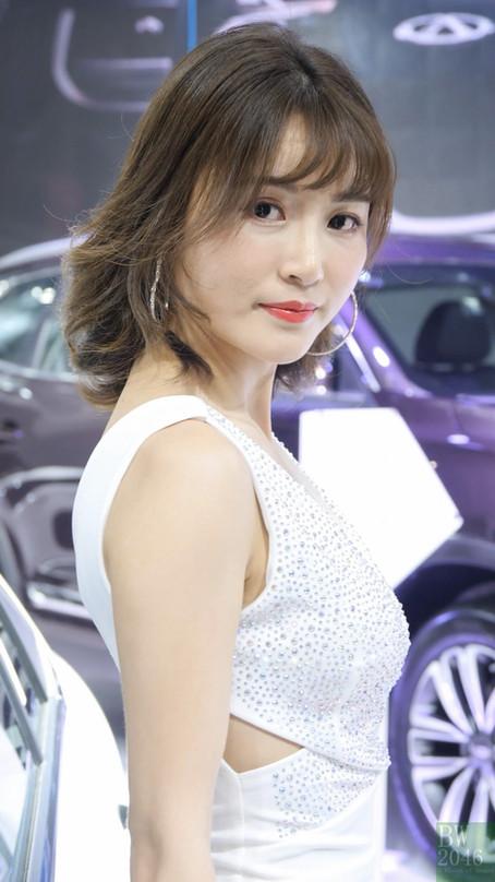 深港澳國際車展 Innovative Auto Show 2019 - 車展女模 #06 @ 奇瑞汽車 Chery Automobile