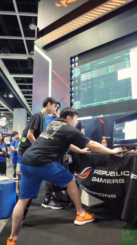 HKEPC OC Team -「ROG X CGA 極限超頻 SHOW!!」@ 香港電腦通訊節 / 香港電競節 2019