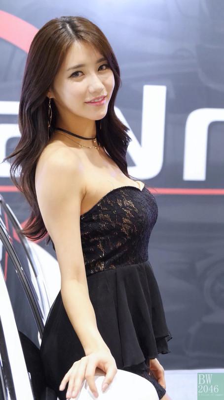 서울오토살롱 2018 | SEOUL AUTO SALON 2018 - Race Queen #12 임솔아 Im Sola