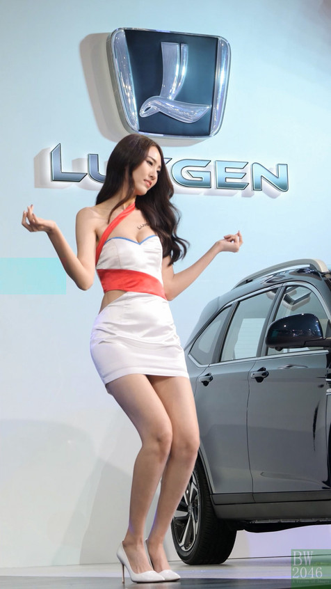TaipeiAutoShow_20200104_Luxgen_Dance_01_