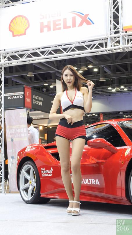 오토살롱위크 2019 | AUTO SALON X AUTOWEEK 2019 - 홍세아 Hong Se Ah, Race Queen #02