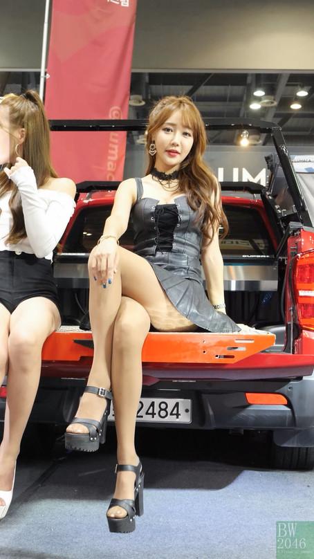 오토살롱위크 2019 | AUTO SALON X AUTOWEEK 2019 - 조인영 Jo In Young, Racing Model #60