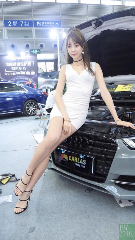 AAITF 2019 第十八屆深圳(春季)國際汽車改裝服務業展覽會 - 車展女模 @ 卡萊斯 Carlas